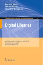 Digital Libraries (Communications in Computer and Information Science)