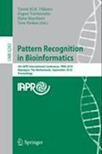 Pattern Recognition in Bioinformatics (Lecture Notes in Computer Science, nr. 6282)