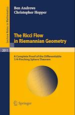The Ricci Flow in Riemannian Geometry (Lecture Notes in Mathematics, nr. 2011)