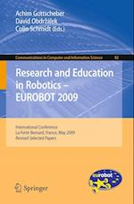 Research and Education in Robotics - EUROBOT 2009 (Communications in Computer and Information Sciecne)
