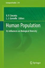 Human Population (ECOLOGICAL STUDIES, nr. 214)