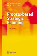 Process-based Strategic Planning af Richard Kühn, Rudolf Grünig