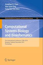 Computational Systems-Biology and Bioinformatics (Communications in Computer and Information Science, nr. 115)