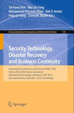 Security Technology, Disaster Recovery and Business Continuity (Communications in Computer and Information Science, nr. 122)