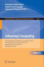 Advanced Computing (Communications in Computer and Information Science)