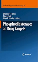Phosphodiesterases as Drug Targets af Francis