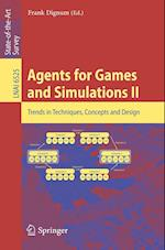 Agents for Games and Simulations II (Lecture Notes in Computer Science, nr. 6525)