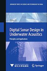 Digital Sonar Design in Underwater Acoustics (Advanced Topics in Science and Technology in China)