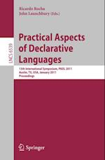 Practical Aspects of Declarative Languages (Lecture Notes in Computer Science)