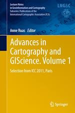 Advances in Cartography and GIScience. Volume 1