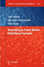 Reasoning in Event-Based Distributed Systems af Fatos Xhafa