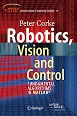 Robotics, Vision and Control (Springer Tracts in Advanced Robotics, nr. 73)