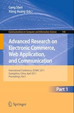 Advanced Research on Electronic Commerce, Web Application, and Communication (Communications in Computer and Information Science, nr. 143)