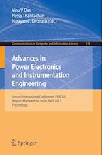 Advances in Power Electronics and Instrumentation Engineering (Communications in Computer and Information Science, nr. 148)
