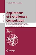 Applications of Evolutionary Computation af Ferrante Neri, Marc Ebner, Stefano Cagnoni