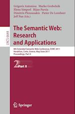 The Semantic Web (Lecture Notes in Computer Science Information Systems and, nr. 6644)