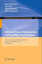 Software Process Improvement and Capability Determination (Communications in Computer and Information Science)