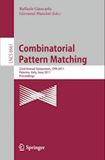 Combinatorial Pattern Matching (Lecture Notes in Computer Science, nr. 6661)