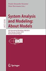 System Analysis and Modeling (Lecture Notes in Computer Science / Computer Communication Networks and Telecommunications, nr. 6598)
