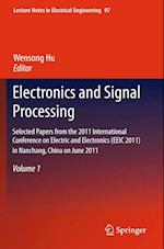 Electronics and Signal Processing (Lecture Notes in Electrical Engineering, nr. 1)
