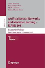 Artificial Neural Networks and Machine Learning - ICANN 2011 af S Kaski, Wlodzislaw Duch, Mark Girolami