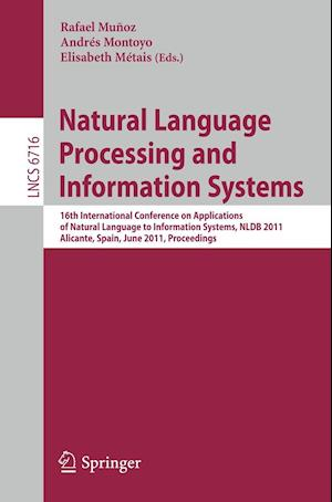 Natural Language Processing and Information Systems : 16th International Conference on Applications of Natural Language to Information Systems, NLDB