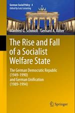 Rise and Fall of a Socialist Welfare State af Manfred G. Schmidt