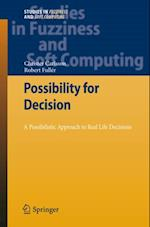 Possibility for Decision (Studies in Fuzziness and Soft Computing)