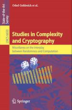 Studies in Complexity and Cryptography af Oded Goldreich