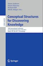 Conceptual Structures for Discovering Knowledge (Lecture Notes in Computer Science: Lecture Notes in Artificial Intelligence, nr. 6828)
