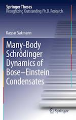 Many-Body Schrodinger Dynamics of Bose-Einstein Condensates (Springer Theses)
