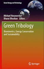 Green Tribology af Michael Nosonovsky, Bharat Bhushan