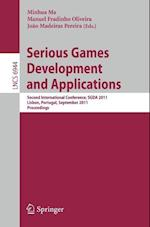 Serious Games Development and Applications (Lecture Notes in Computer Science, nr. 6944)
