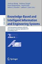 Knowledge-Based and Intelligent Information and Engineering Systems (Lecture Notes in Computer Science: Lecture Notes in Artificial Intelligence)