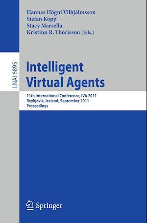 Intelligent Virtual Agents : 11th International Conference, IVA 2011, Reykjavik, Iceland, September 15-17, 2011. Proceedings