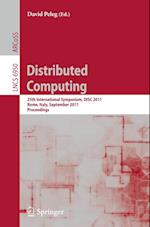 Distributed Computing (Lecture Notes in Computer Science, nr. 6950)