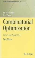 Combinatorial Optimization af Bernhard Korte, Jens Vygen