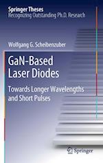 GaN-Based Laser Diodes (Springer Theses)