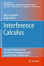 Interference Calculus af Holger Boche