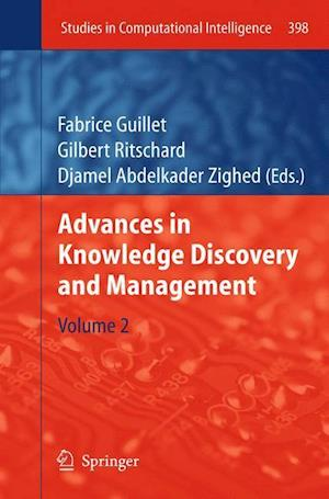 Advances in Knowledge Discovery and Management: Volume 2