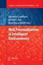 Web Personalization in Intelligent Environments (Studies in Computational Intelligence, nr. 229)