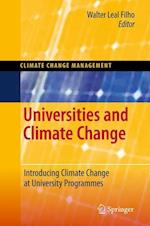 Universities and Climate Change af Walter Leal Filho