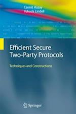 Efficient Secure Two-Party Protocols (Information Security and Cryptography)