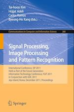 Signal Processing, Image Processing and Pattern Recognition (Communications in Computer and Information Science, nr. 260)