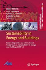 Sustainability in Energy and Buildings (Smart Innovation, Systems and Technologies)