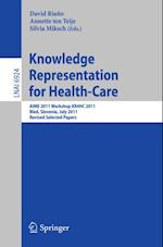 Knowledge Representation for Health-Care (Lecture Notes in Computer Science)