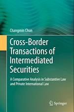 Cross-border Transactions of Intermediated Securities