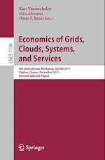 Economics of Grids, Clouds, Systems, and Services (Lecture Notes in Computer Science, nr. 7150)