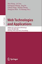 Web Technologies and Applications (Lecture Notes in Computer Science, nr. 7234)