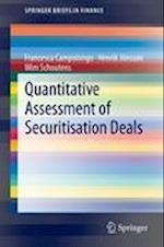 Quantitative Assessment of Securitisation Deals af Wim Schoutens, Francesca Campolongo, Henrik J. Nsson